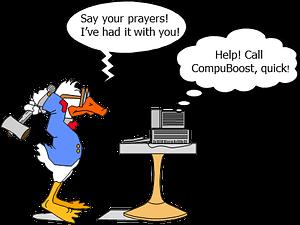 Call Compuboost Computer Repair